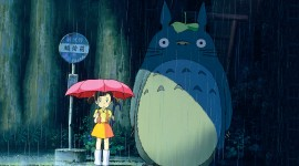 Totoro Wallpaper For Desktop