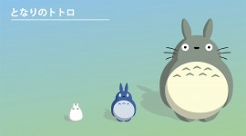 Totoro Wallpaper For PC
