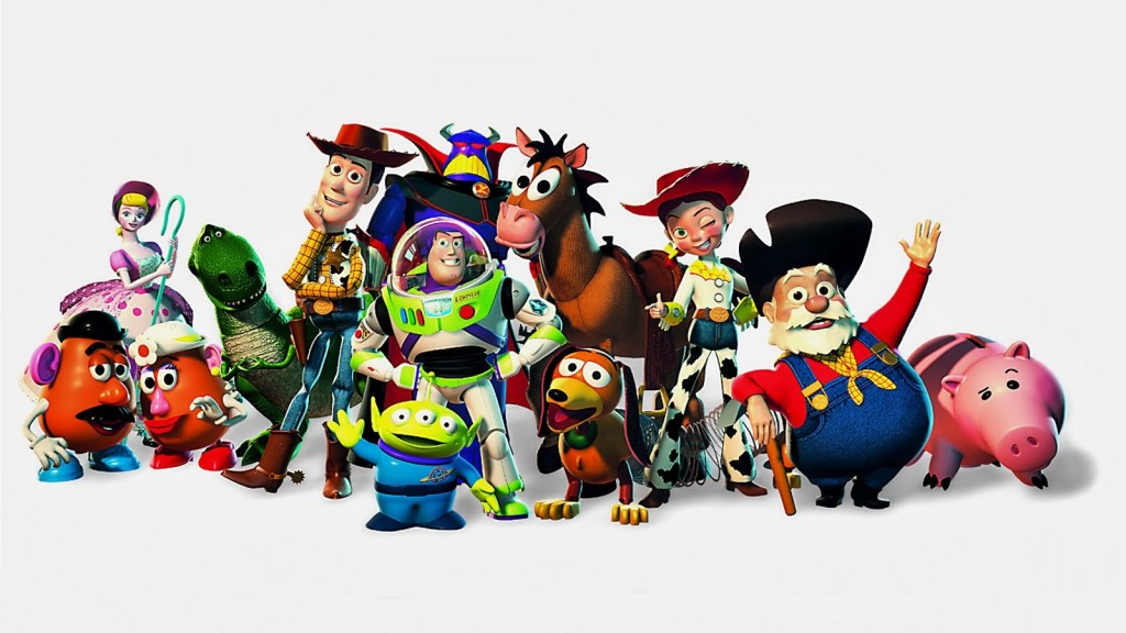 Toy Story wallpapers HD
