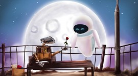 WALL•E Desktop Wallpaper For PC
