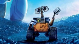 WALL•E Desktop Wallpaper Free