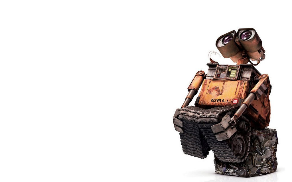 WALL•E wallpapers HD