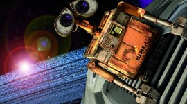 WALL•E Wallpaper