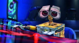 WALL•E Wallpaper Download Free