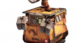 WALL•E Wallpaper For Mobile