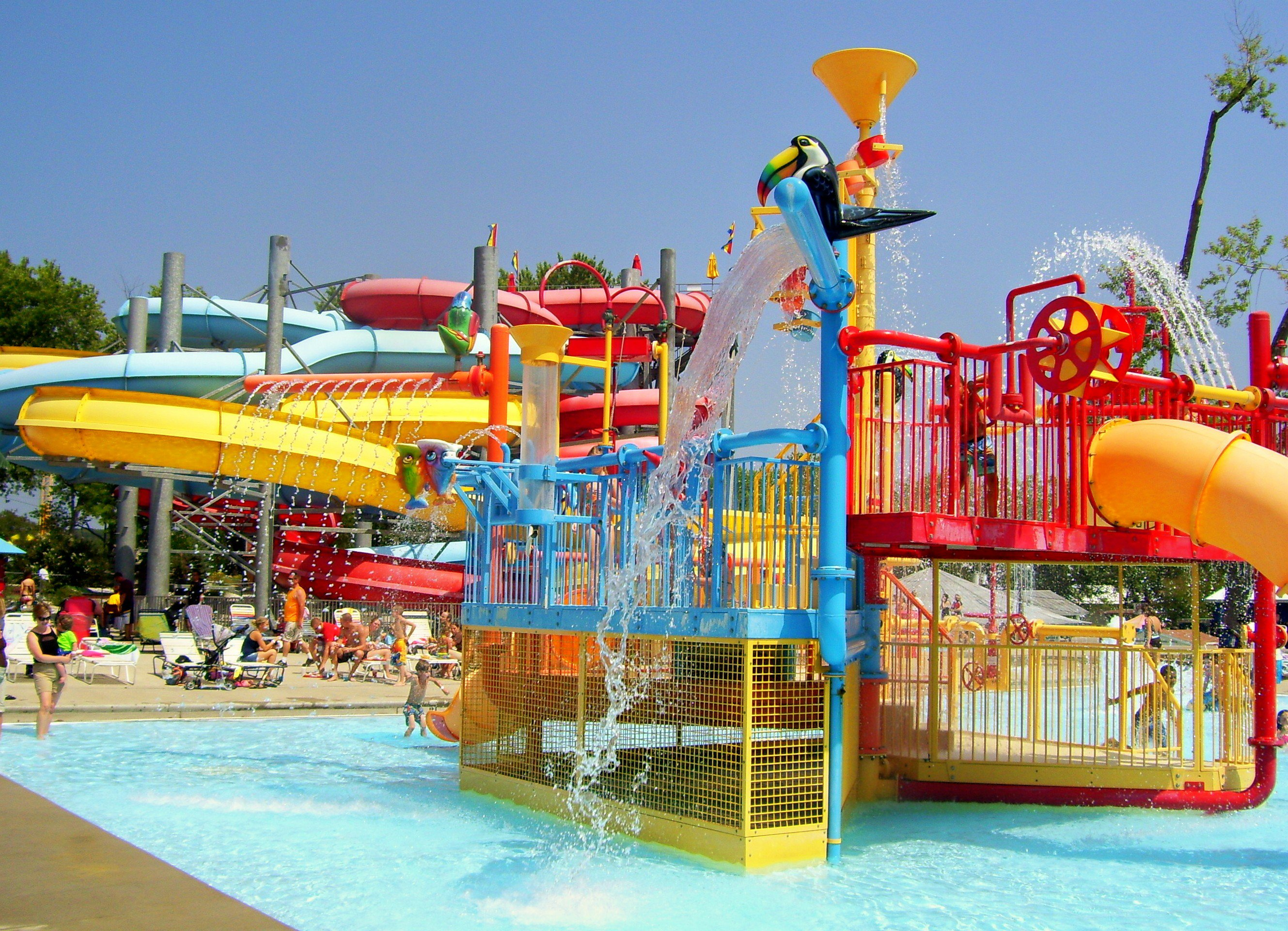 water parks wallpapers high quality download free