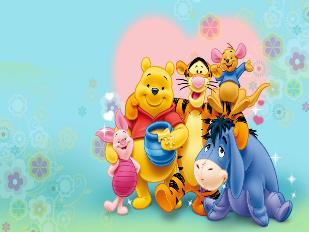 Winnie the pooh wallpaper ·① download free high resolution.