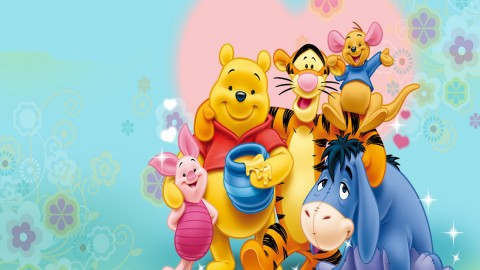 Winnie The Pooh wallpapers high quality