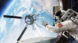 4K Astronauts Desktop Wallpaper For PC