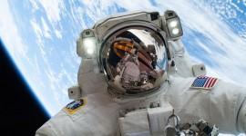 4K Astronauts Wallpaper Full HD