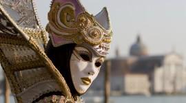 4K Carnival Mask Photo