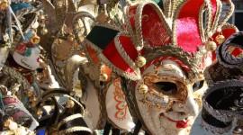 4K Carnival Mask Photo Free