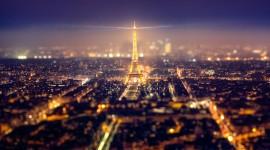 4K Eiffel Tower Best Wallpaper