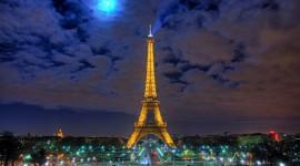 4K Eiffel Tower Desktop Wallpaper