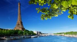 4K Eiffel Tower Desktop Wallpaper For PC