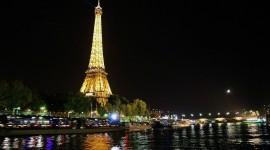 4K Eiffel Tower Desktop Wallpaper HD