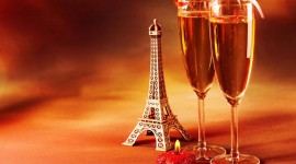 4K Eiffel Tower Image