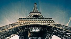 4K Eiffel Tower Photo