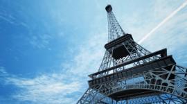 4K Eiffel Tower Photo Download