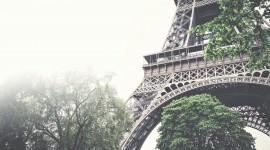 4K Eiffel Tower Photo Free