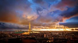4K Eiffel Tower Photo#1
