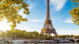 4K Eiffel Tower Wallpaper 1080p