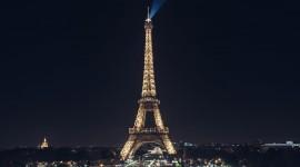 4K Eiffel Tower Wallpaper