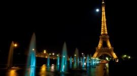 4K Eiffel Tower Wallpaper For Desktop