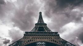 4K Eiffel Tower Wallpaper For PC