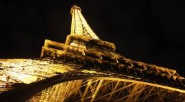 4K Eiffel Tower Wallpaper Free