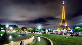 4K Eiffel Tower Wallpaper Full HD