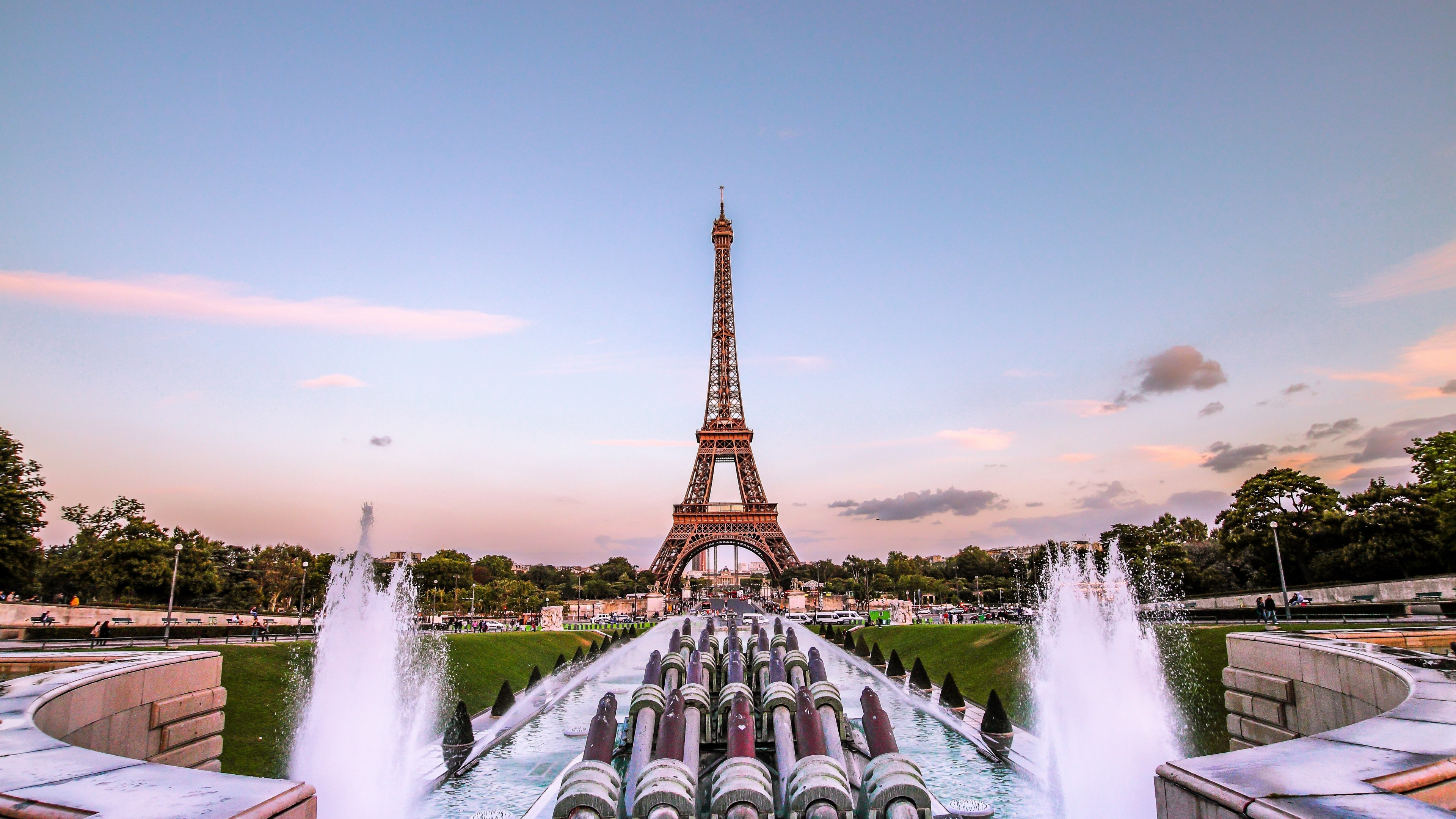 4k eiffel tower wallpapers high quality | download free