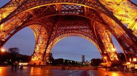 4K Eiffel Tower Wallpaper HQ