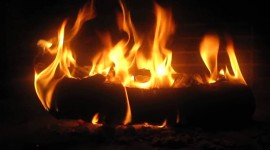 4K Fireplaces Wallpaper Download Free