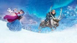 4K Frozen Image