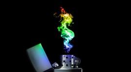 4K Lighters Desktop Wallpaper HD