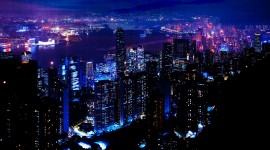 4K Night City Best Wallpaper