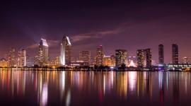 4K Night City Desktop Wallpaper