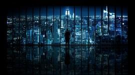 4K Night City Photo