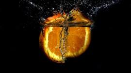 4K Orange Best Wallpaper