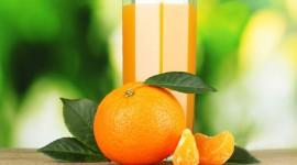 4K Orange Photo Free