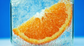 4K Orange Wallpaper Download