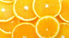 4K Orange Wallpaper Download Free