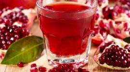 4K Pomegranate Fruit Photo Free