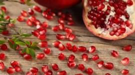4K Pomegranate Fruit Wallpaper For Desktop