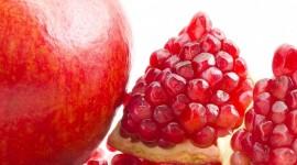 4K Pomegranate Fruit Wallpaper For IPhone