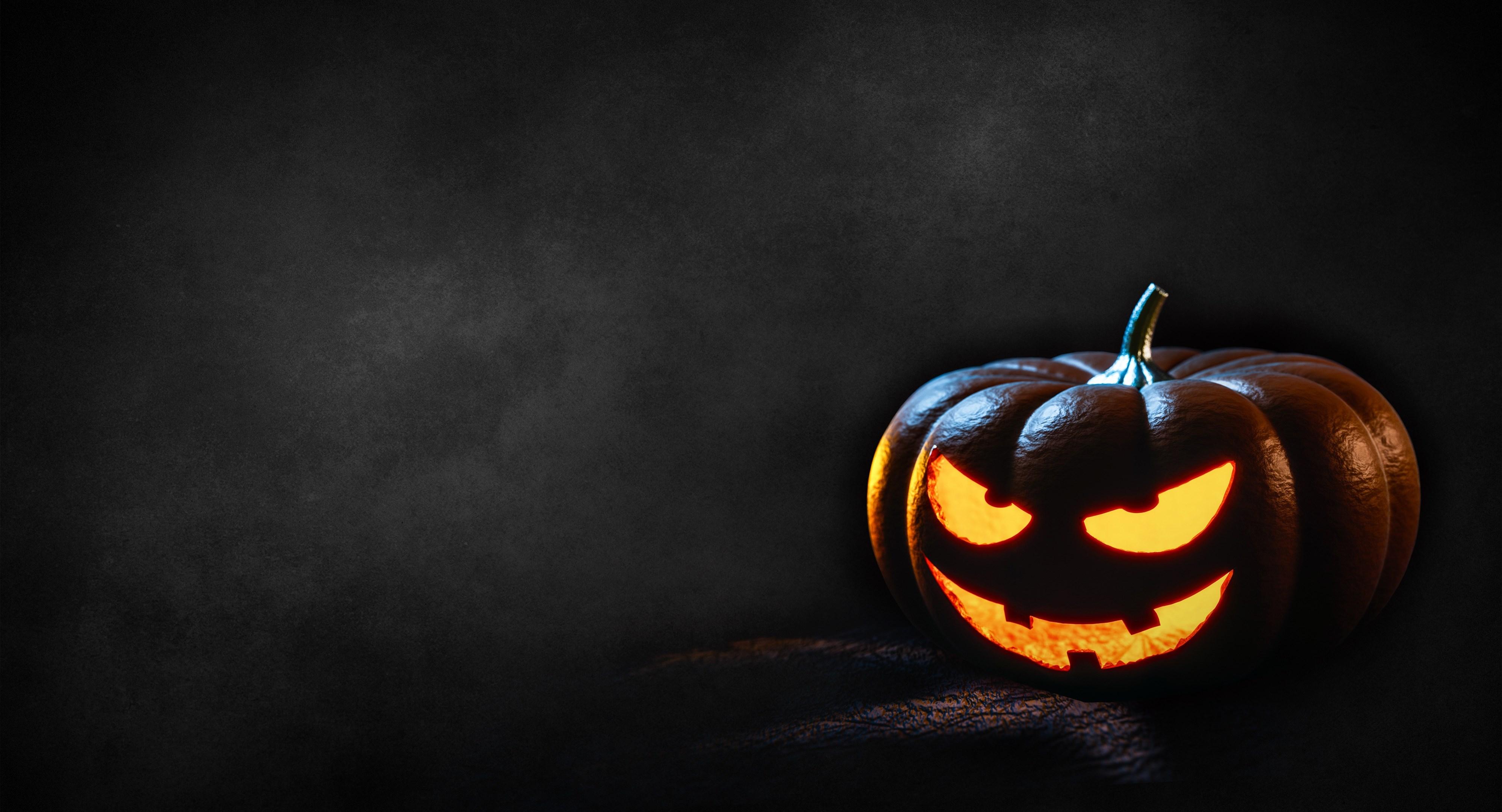 Halloween pumpkin background hd