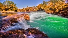 4K Waterfalls Best Wallpaper