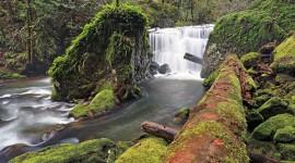 4K Waterfalls Photo