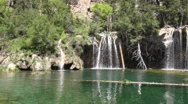 4K Waterfalls Photo Free
